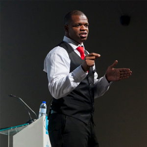 RAHFEAL GORDON (CEO RahGor Motivations & Publishing)